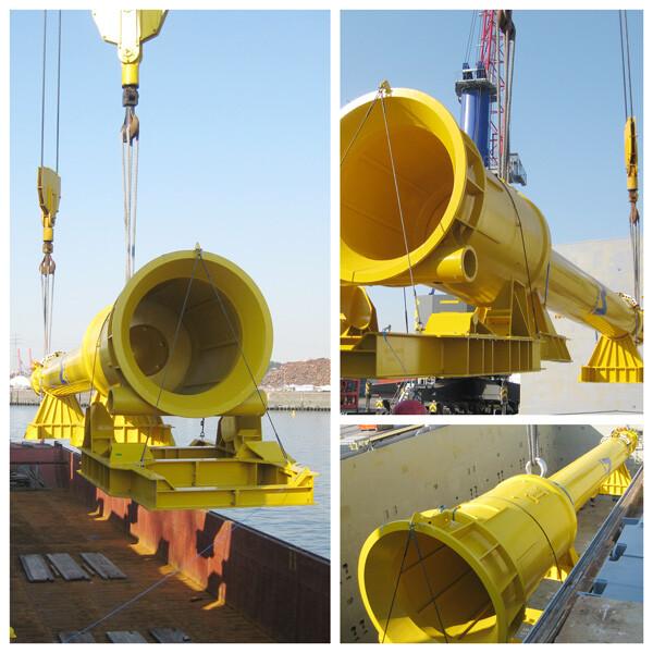 Project shipment