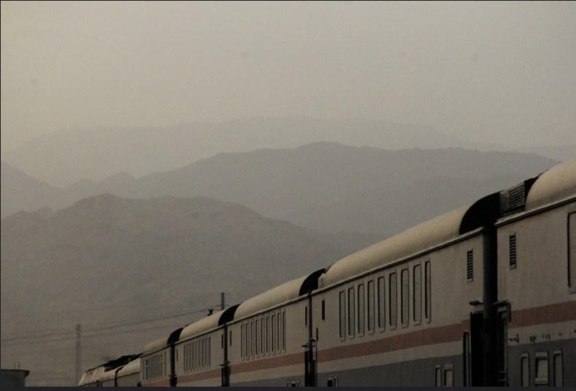 Train Urumqi