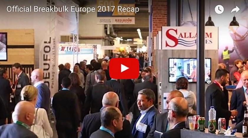 Official Breakbulk Europe 2017 Recap