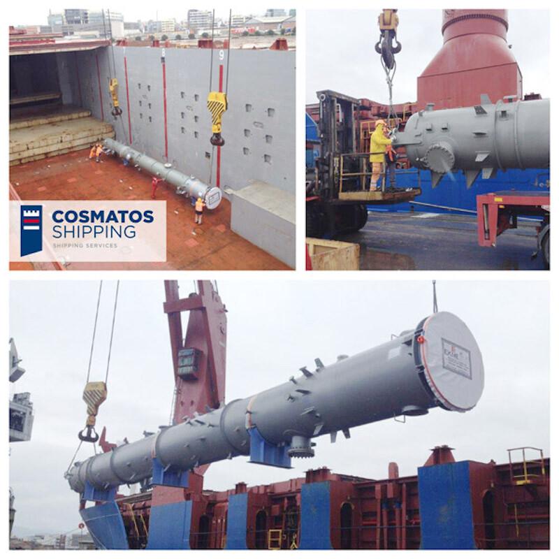 COSTMATOS shipping