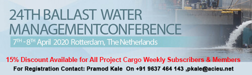 24th Ballast Water Mangement Conference