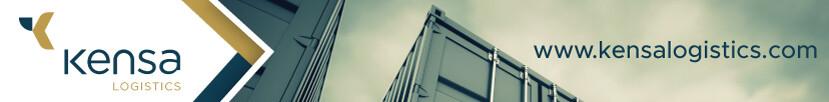 Kensa Logistics Banner