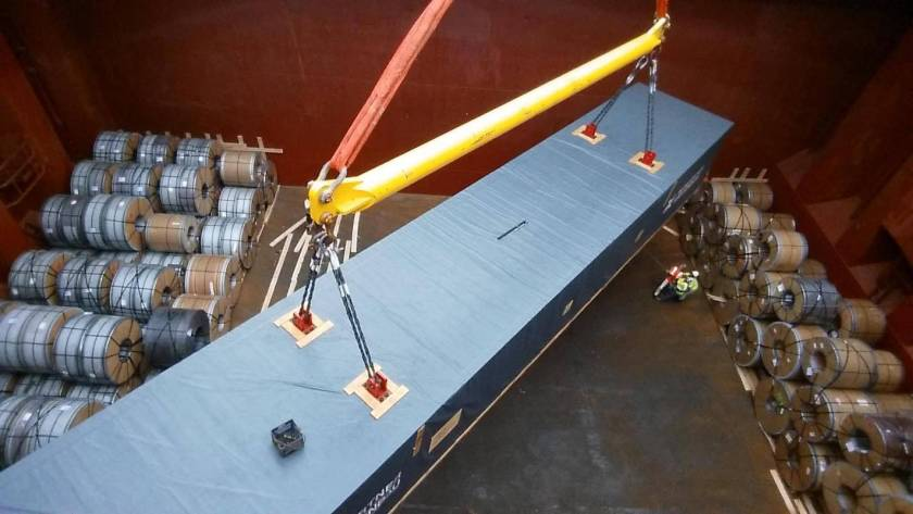 Transocean Shipping Project Cargo Photo