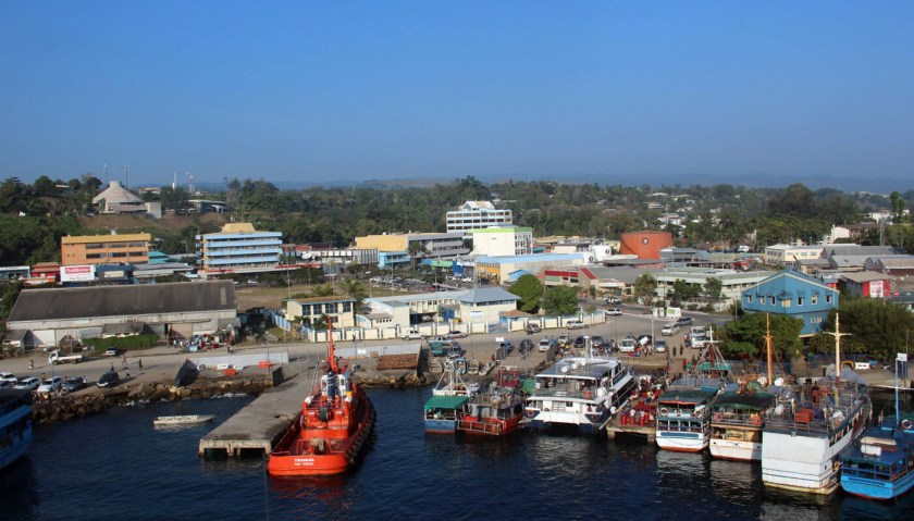 Honiara Domestic Port