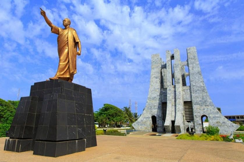 Kwame-Nkrumah-Memorial-Park-&-Mausoleum