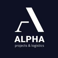 Alpha Projects and Logistics Logo