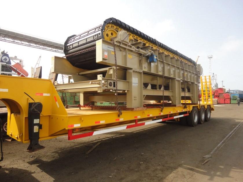 Afrilog Project Logistics Image
