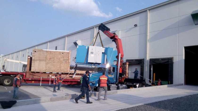 FTGV Transport Logistics Project Cargo Factory