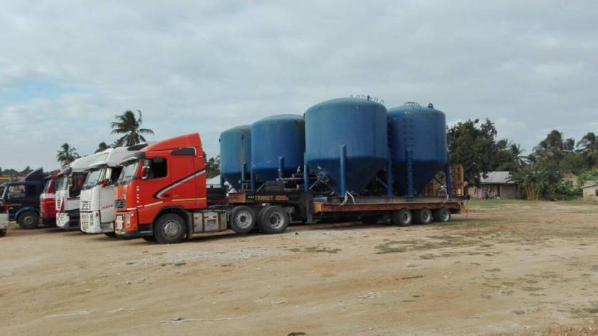 Michel Hurel Transport Group Cargo Photo