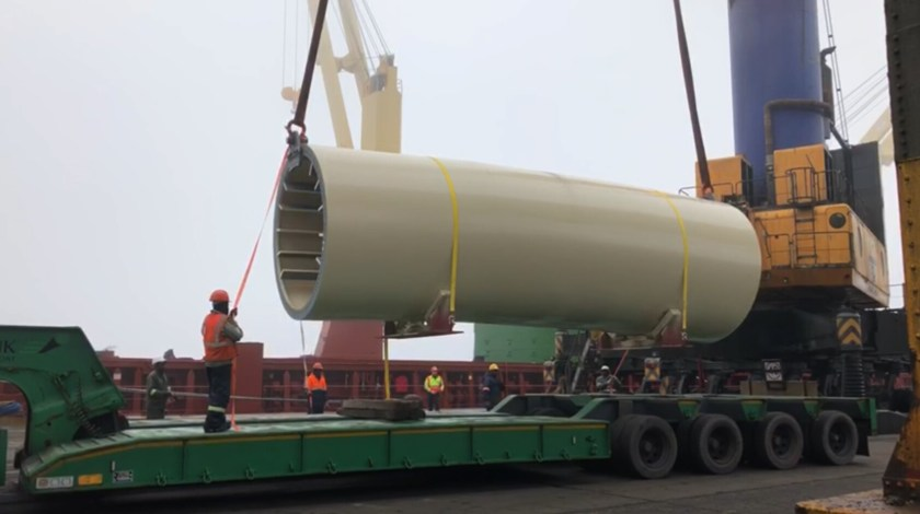 Alpha Projects and Logistics Project Cargo