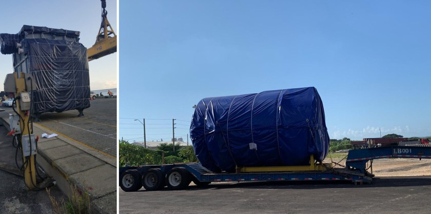 LTN Logistics International Project Cargo Photo