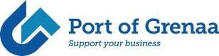 Port of Grenaa Logo