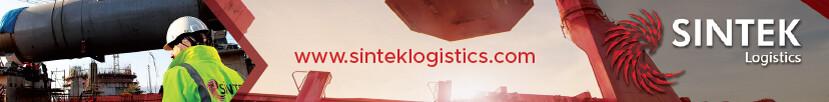 Sintek Logistics Banner