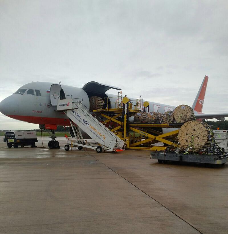 Flight-on-loading