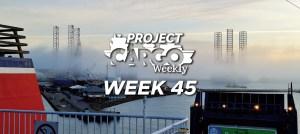 Week #45 - 2020