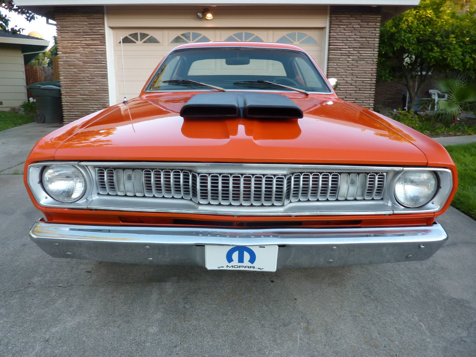 1971 Plymouth Duster Project Cars For Sale
