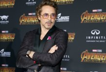Robert Downey Jr Avengers