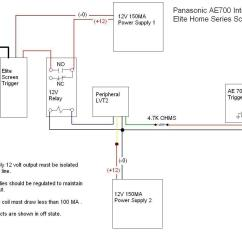 12v Relay Switch Wiring Diagram For Electric Underfloor Heating Trigger 24 Images