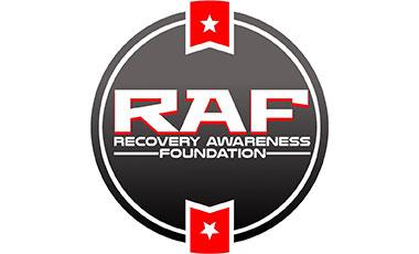 Recovery Awareness Foundation Logo