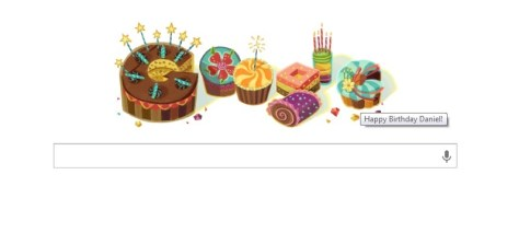 My Own Google Doodle