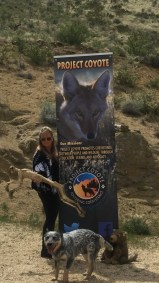 Jana and Project Coyote Vertical Banner