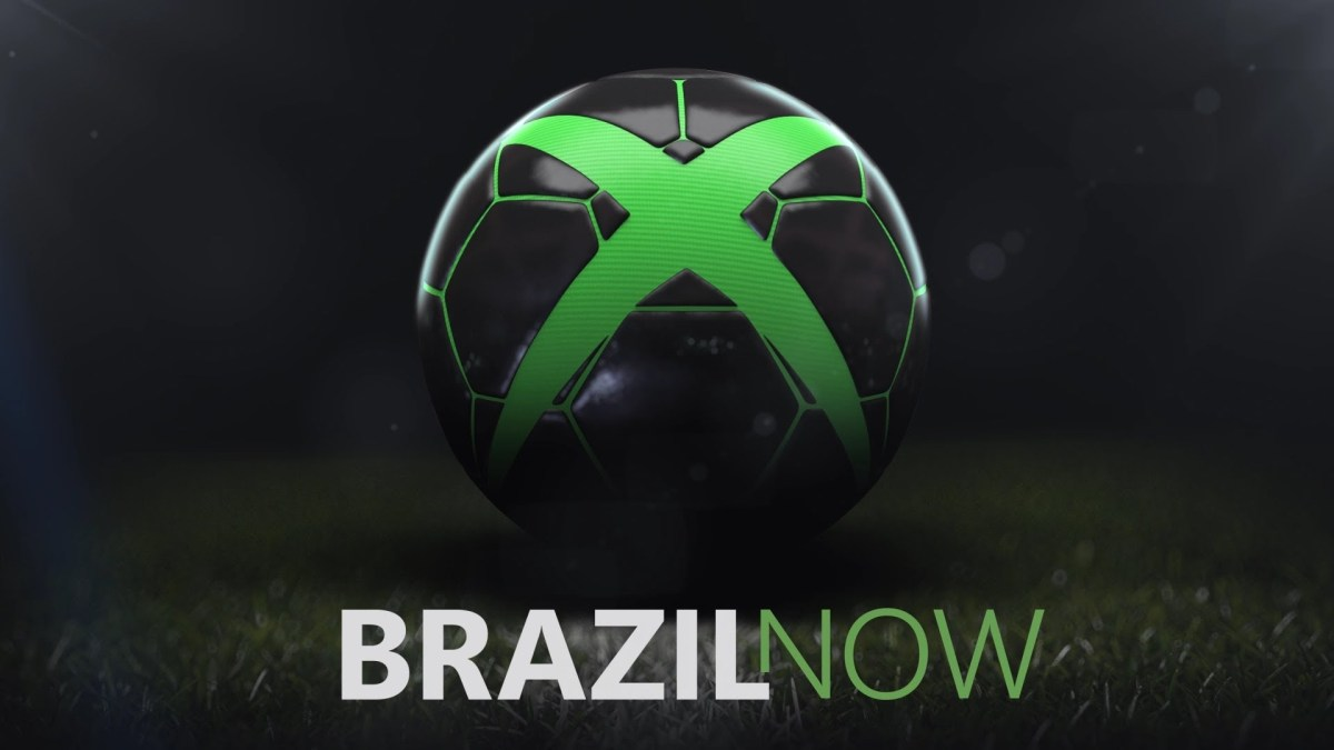 It's been four years. Xbox should update the Brazil Now app!