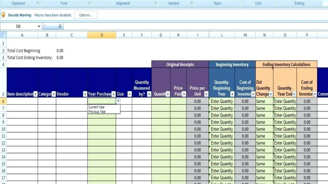 View inventory by item name, description or … Retail Inventory Management Excel Template Projectemplates
