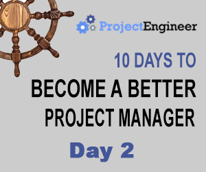 10 Days to Become a Better Project Manager - Day 2