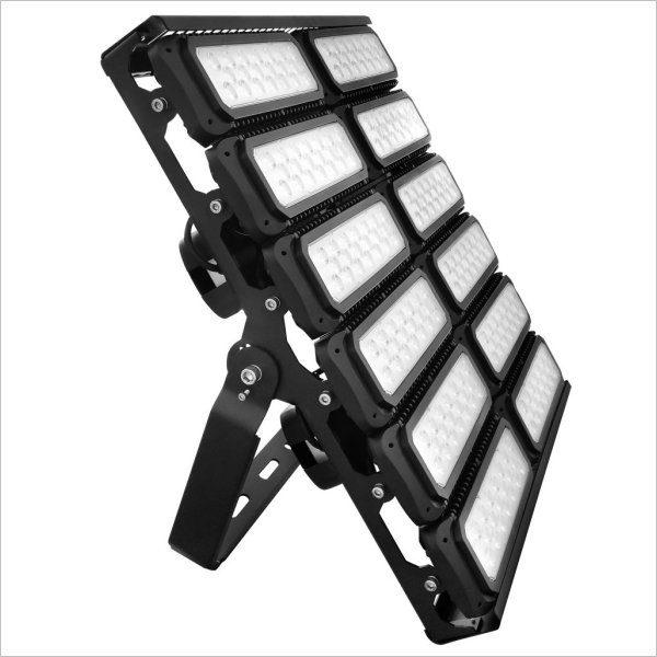 projecteur led industriel 900w cree pro hpo