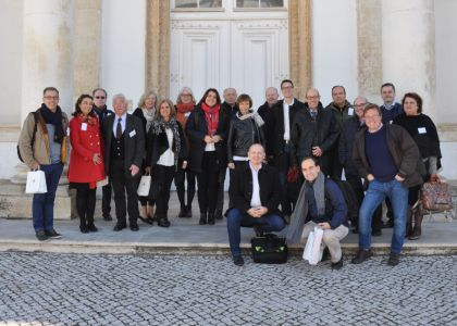 FOIE GRAS Kick-off Meeting 16-17 January 2017, Coimbra, Portugal