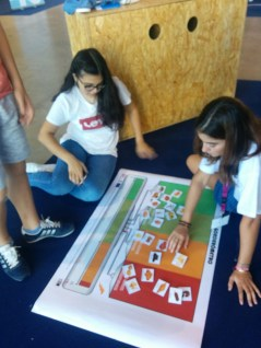 FOIE GRAS project at III Science Fair-Oliveira do Bairro, Portugal 4
