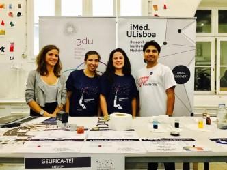 FoieGras European Researchers' Night ERN Coimbra 7