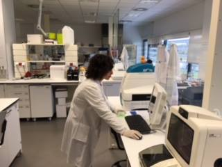 Secondment – Adriana Filipa Fontes (ESR12) at CNC, Portugal
