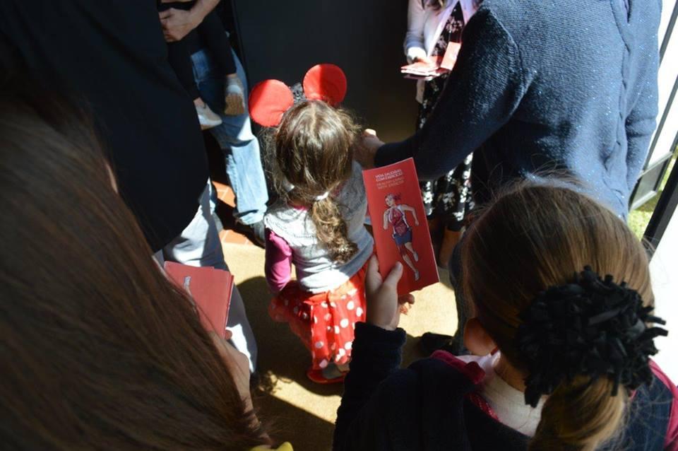 Otreach event Prova de Desenvolvimento de Tumbling, Coimbra