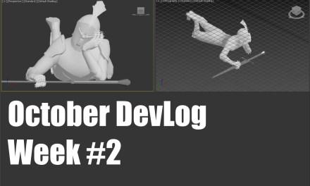 October DevLog: Week 2