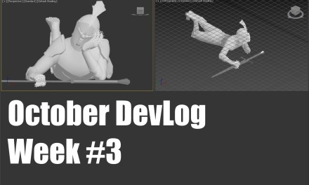 October DevLog: Week 3