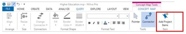 Figure 8: Add project item window