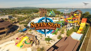 VIDEO: Seven Seas Waterpark and Resort August 2017 Progress Update