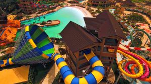 VIDEO: Philippines' First World-Class Themed Waterpark Aerial Survey