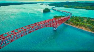 VIDEO: Longest Bridge in the Philippines Aerial Tour