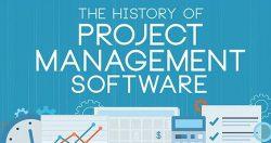La storia dei software per il project management