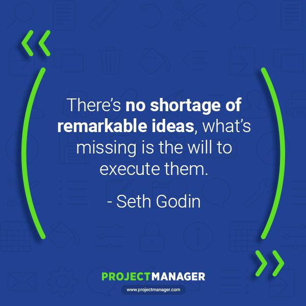 Cita de negocios de Seth Godin
