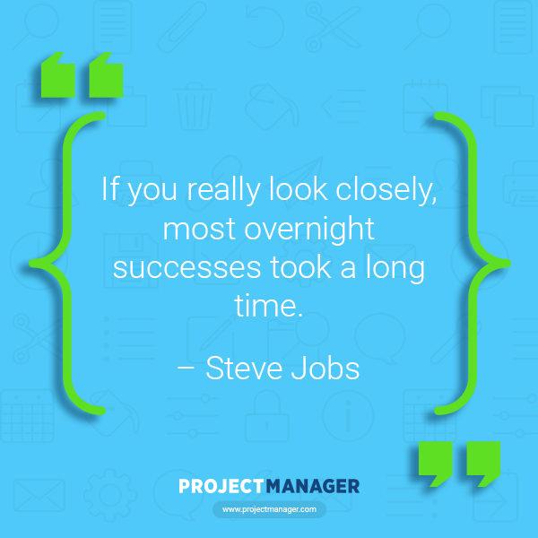 Cita comercial de Steve Jobs