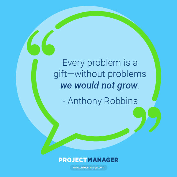 Anthony Robbins business quote