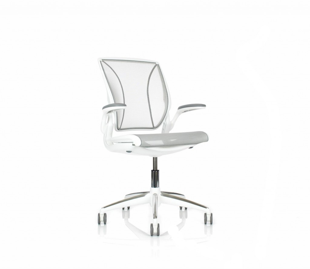 humanscale diffrient world chair white standing yoga poses for seniors project meubilair kantoormeubilair