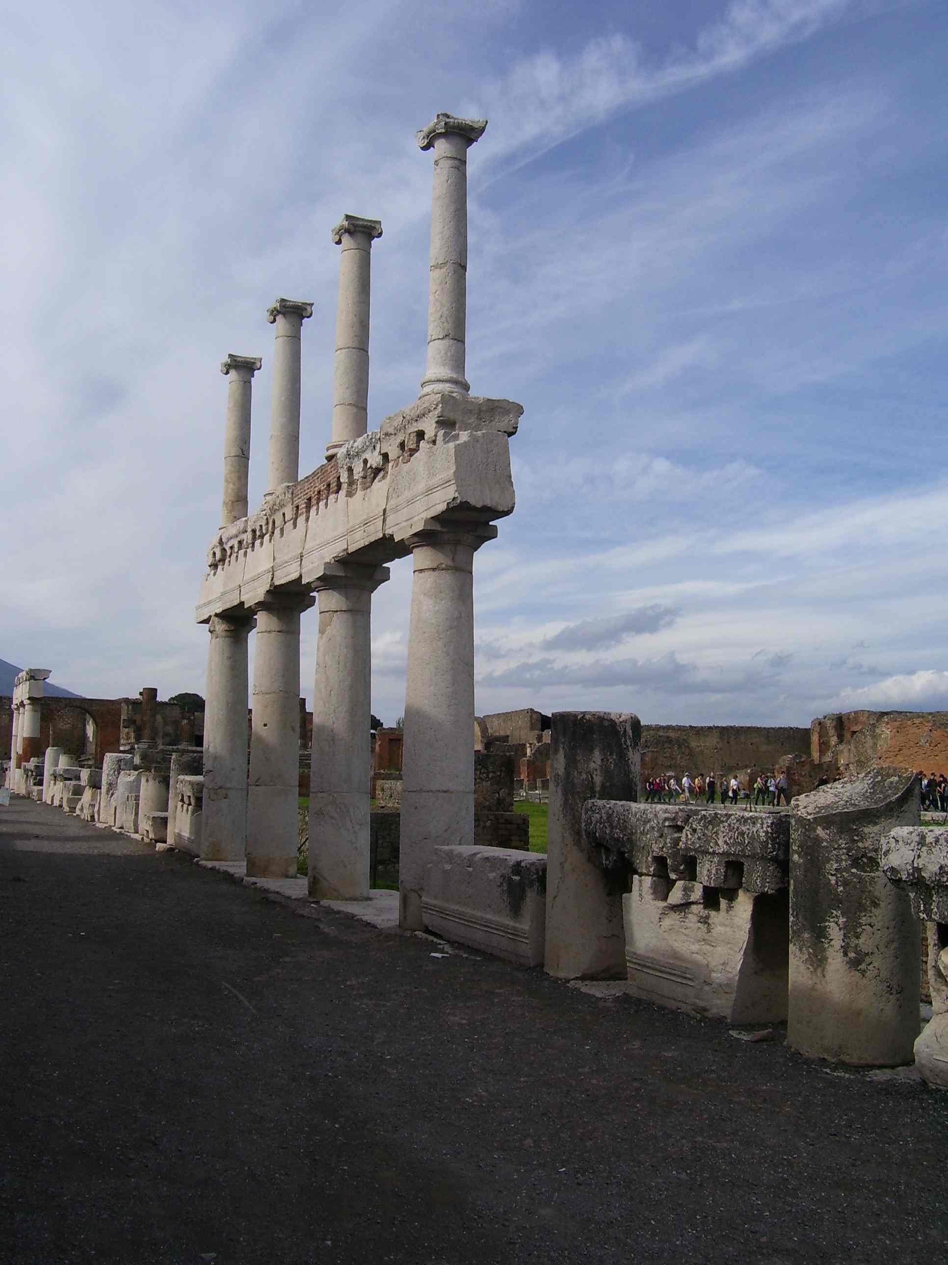 Napoli  Pompei tour