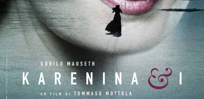 """""""Karenina & I"""": un'avventura di teatro, letteratura e vita, raccontata dalla voce di Liam Neeson"""