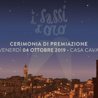 I SASSI D'ORO IV edizione: a Matera Premio alla carriera a Piero Angela