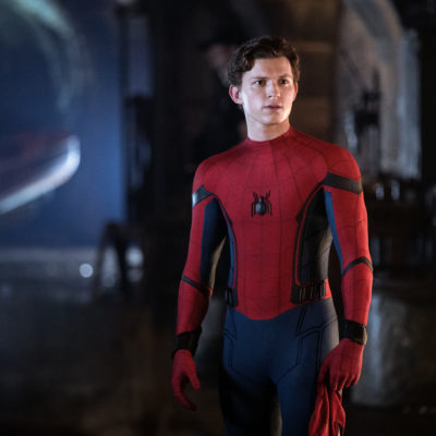 Spider-man: Far From Homearriva in Home Video