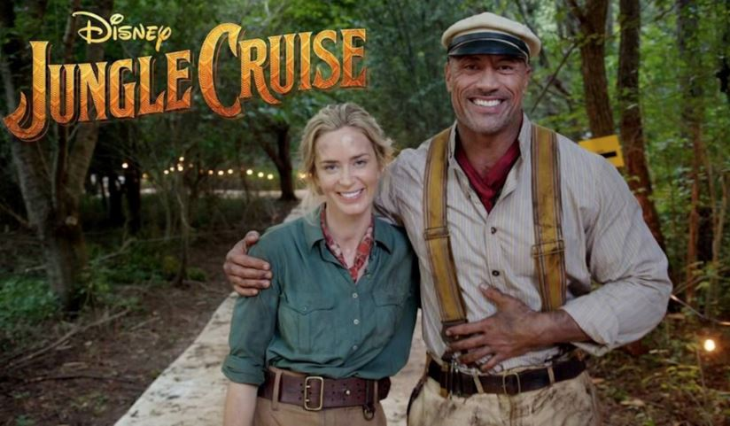 Jungle Cruise: online il trailer ufficiale